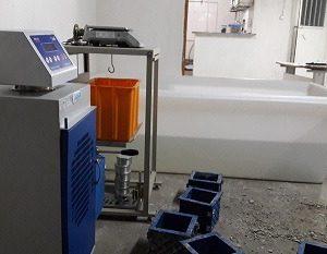 آزمایشگاه بتن پردیسان