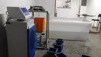 آزمایشگاه بتن پردیسان – بتن و تکنولوژی بتن