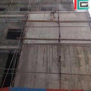 مقاوم سازی و بازسازی ساختمان