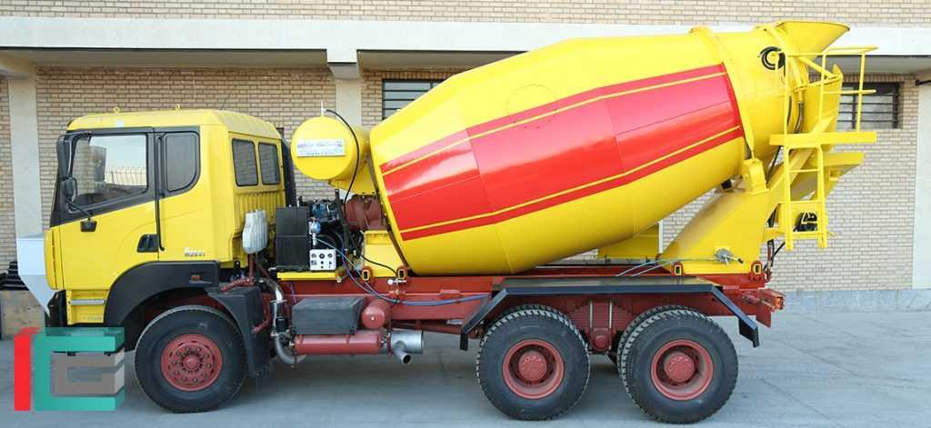 استخدام راننده کامیون میکسر در تبریز
