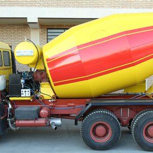استخدام راننده پایه یک برای تراک میکسر بتن