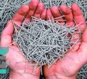 فروش الیاف فولادی بتن