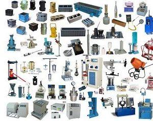 فروش دستگاه های آزمایشگاه بتن