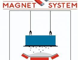 لوگو مگنت سیستم