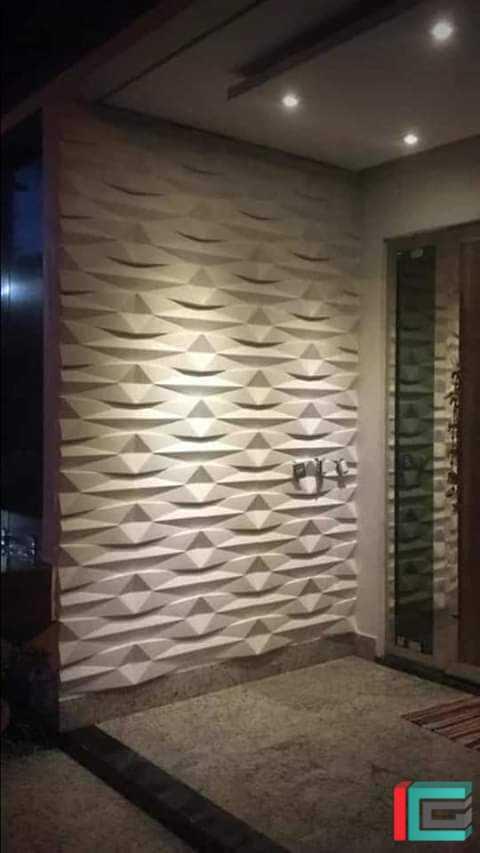 دیوار پوش سه بعدی