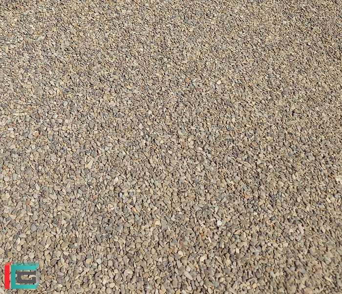 فروش شن گراول گرد گوشه طبیعی 9.5-19 و 9.5-25 سپید شهرزاد