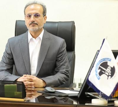 فریدون رحمانی مدیر عامل سیمان کرمان